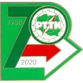 Odznaka jubileuszowa PTTK